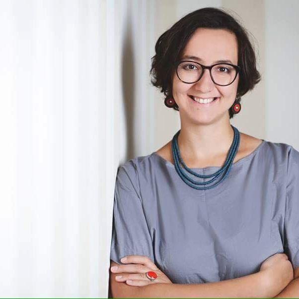 Porträt Oleksandra Bienert