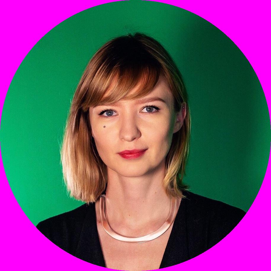 Portrait von Angelina Kariakina
