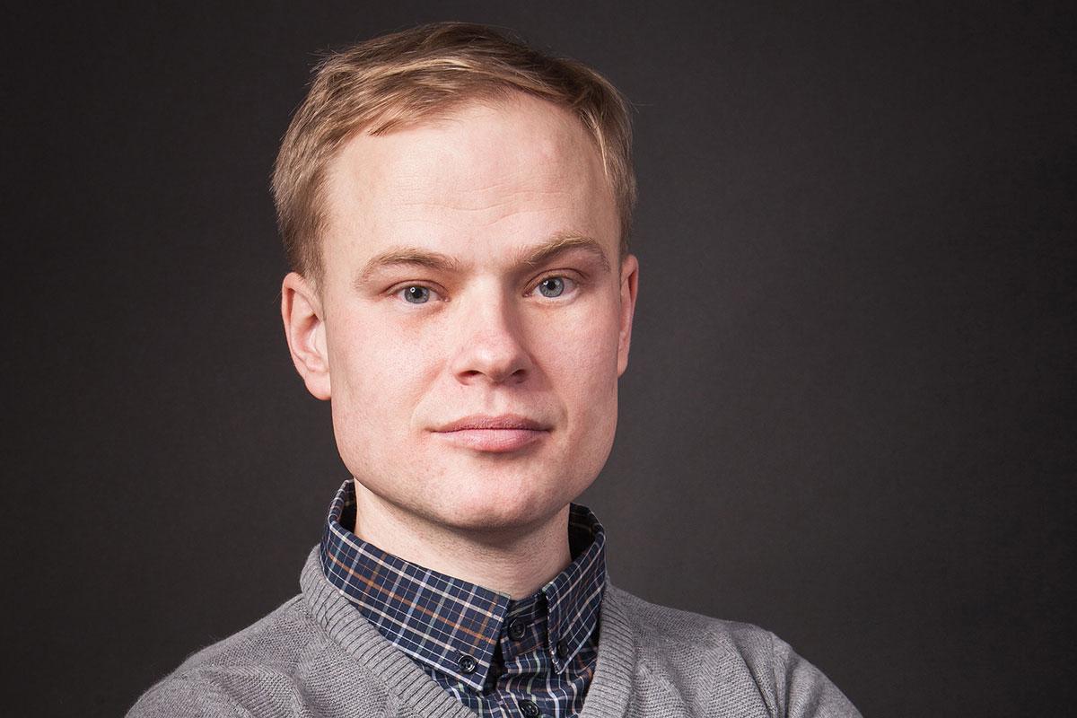 Portrait Yurchyshyn