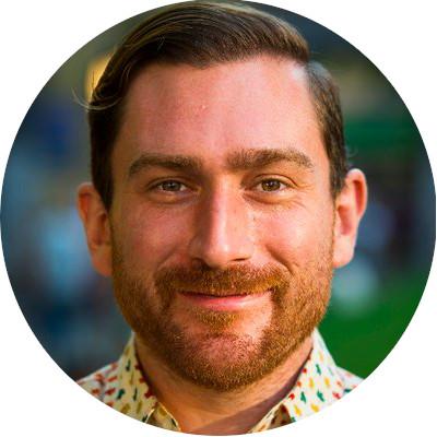 Portrait von Ian Bateson