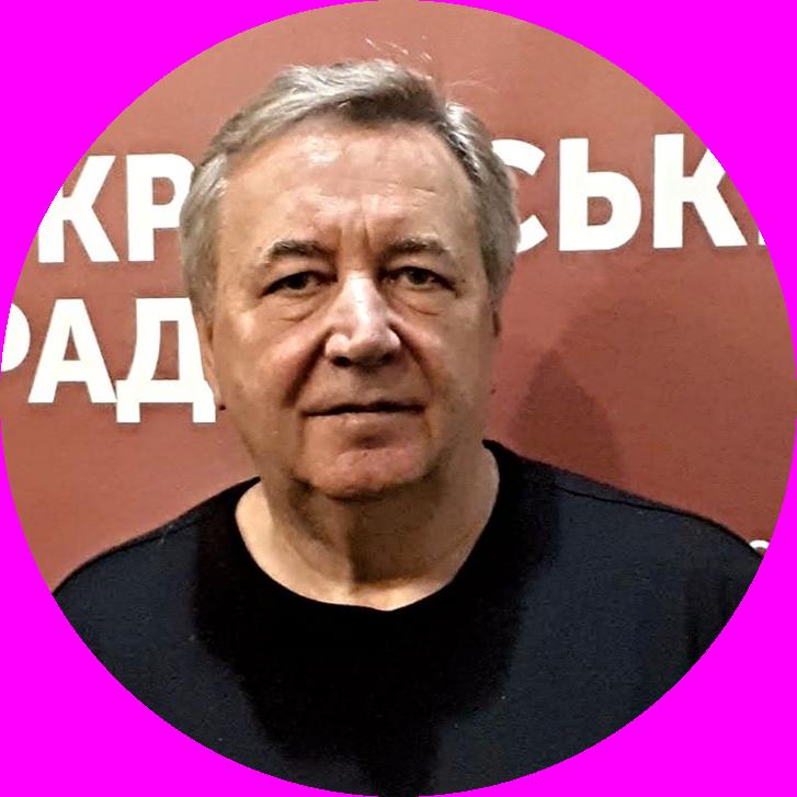 Portrait von Bohdan Nahailo