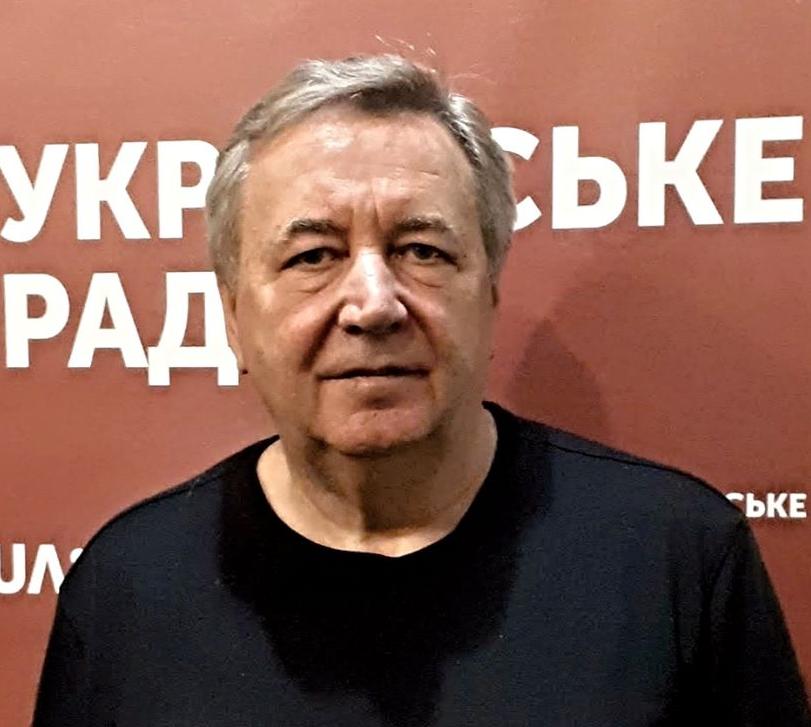 Portrait Bohdan Nahailo