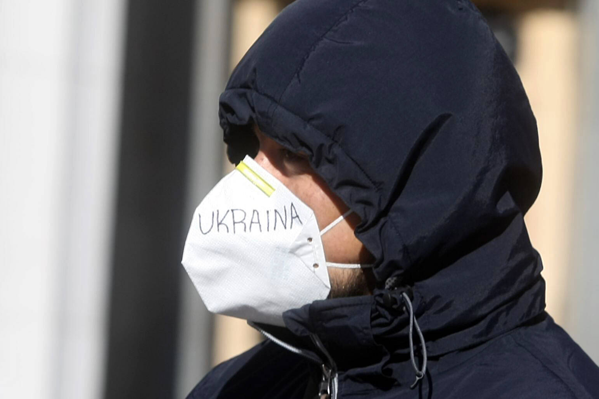 Corona Pandemic in Ukraine