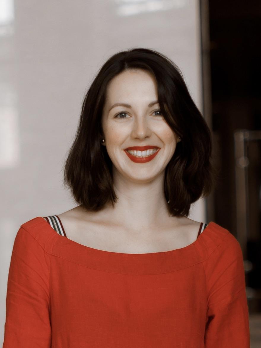 Portrait von Fakhurdinova