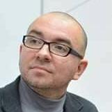 Portrait von Volodymyr Yermolenko