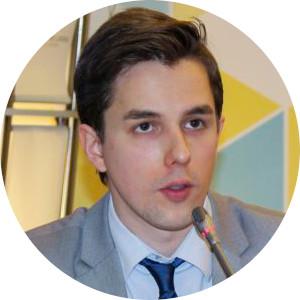 Portrait von Ruslan Kermach