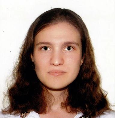 Portrait von Khrystyna Karelska
