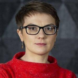 Portrait von Nataliya Gumenyuk