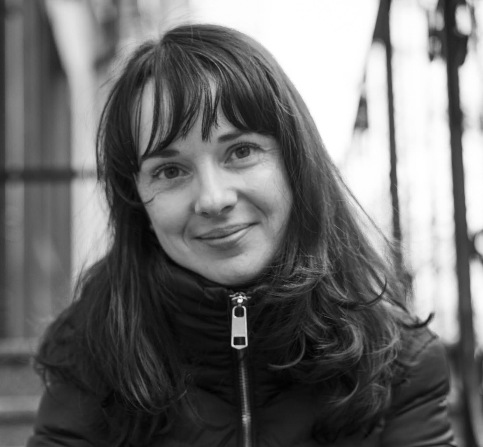 Portrait Oksana Hrytsenko