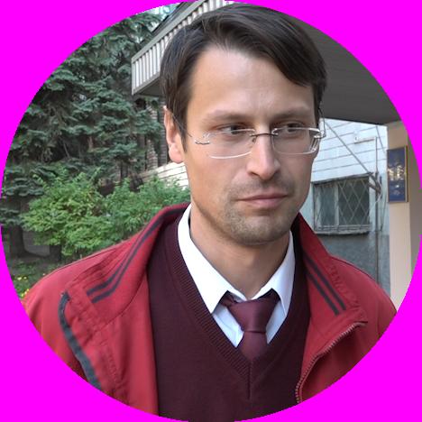 Portrait von Petro Burkovskyi