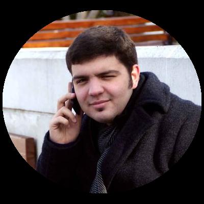 Portrait von Denis Trubetskoy