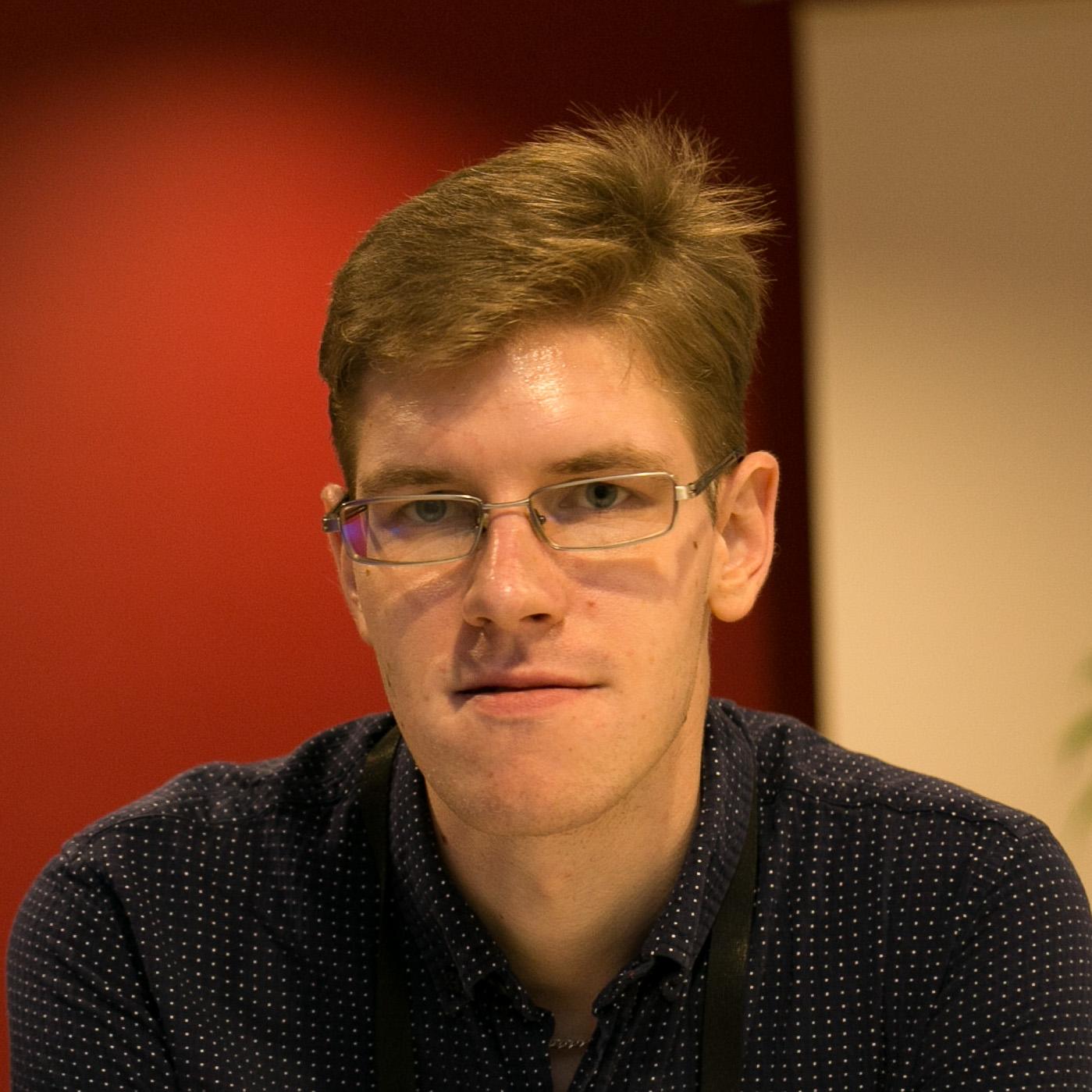 Porträt Viktor Savinok