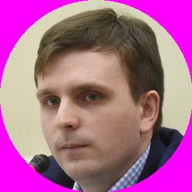 Portrait von Yevhen Anhel