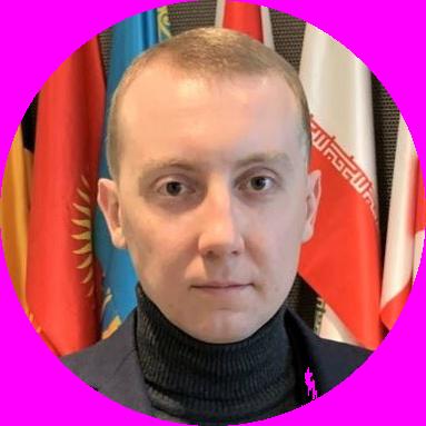 Portrait von Stanislaw Asejew