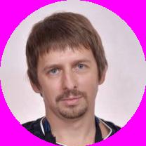 Portrait von Maxim Borodin