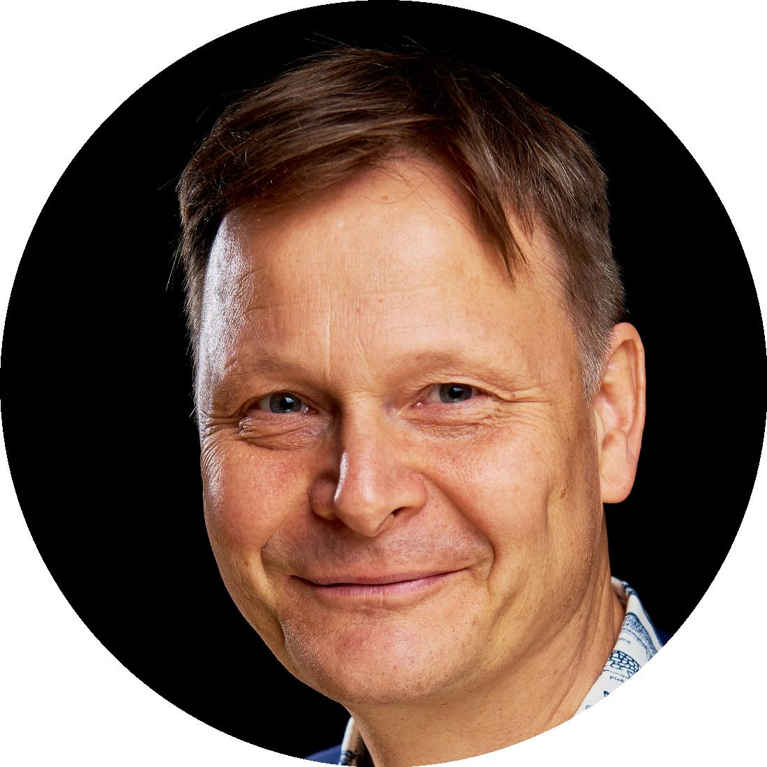 Portrait von Rolf-Bernhard Essig