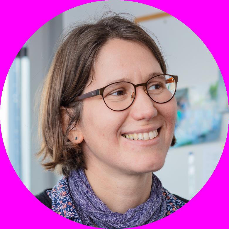 Portrait von Ulrike Huhn