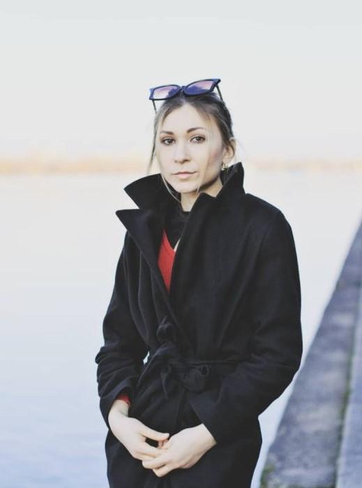 Portrait von Roschina