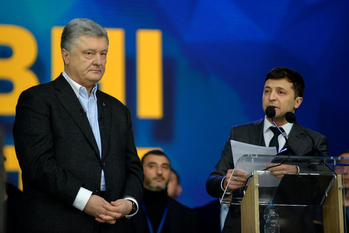 Selenskyj und ukrainische Intellektuelle - ukraineverstehen.de
