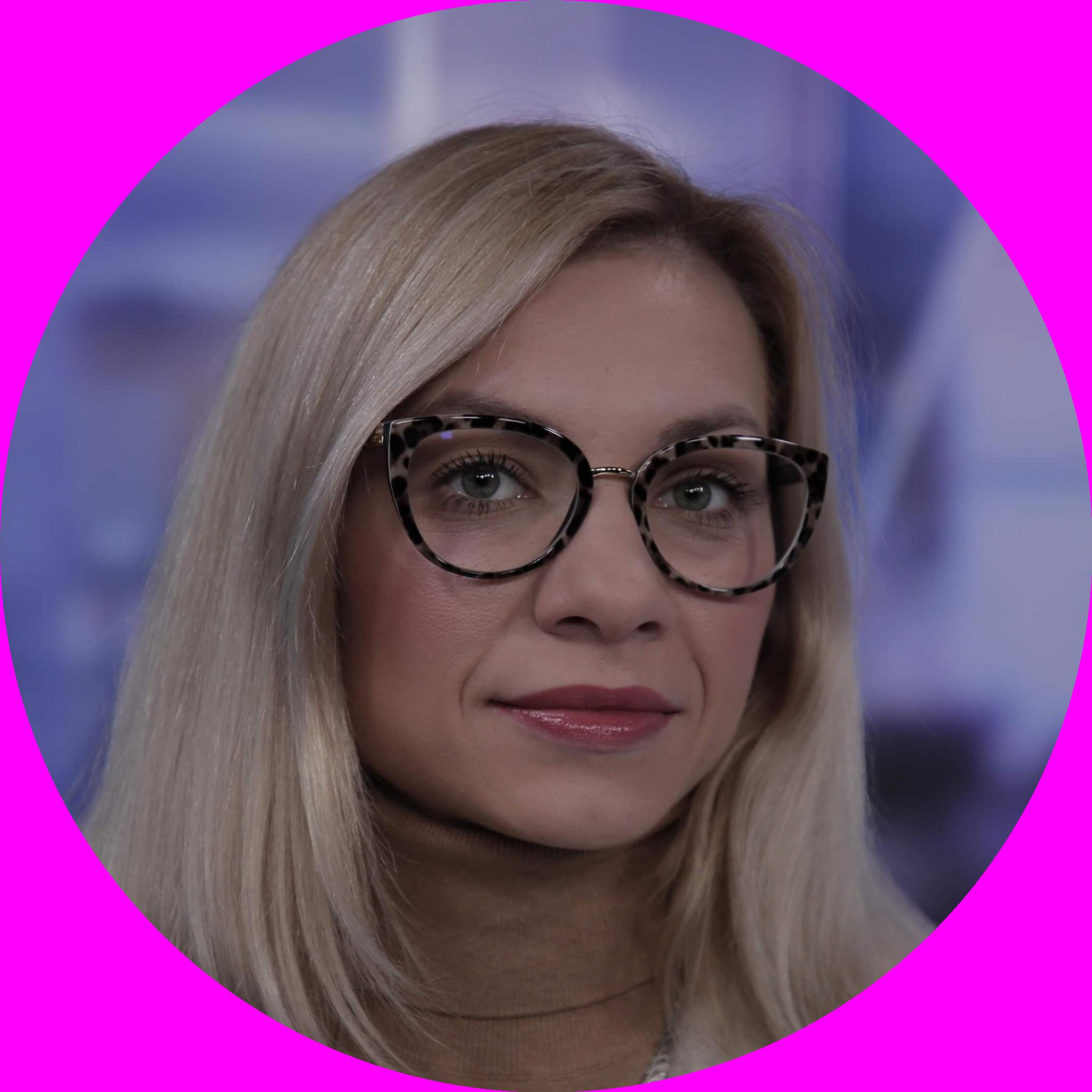 Portrait von Maria Zolkina